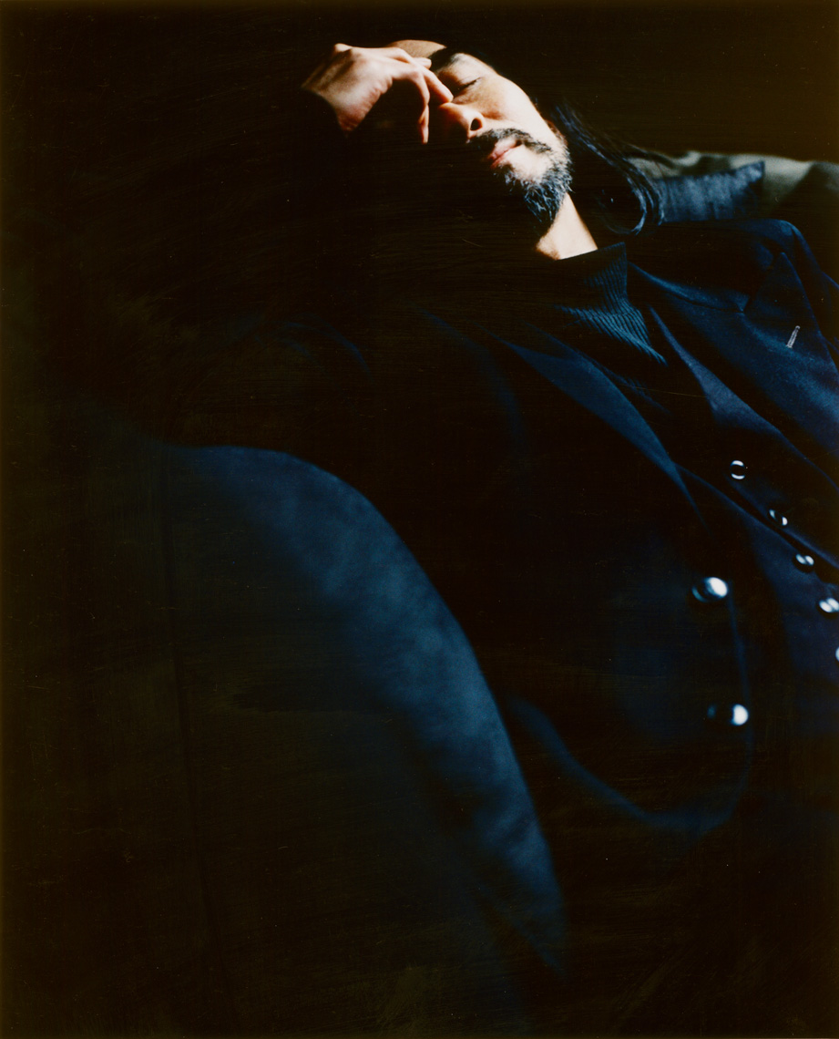"""Yohji Yamamoto"" Elle Decoration 1997         Martyn Thompson"
