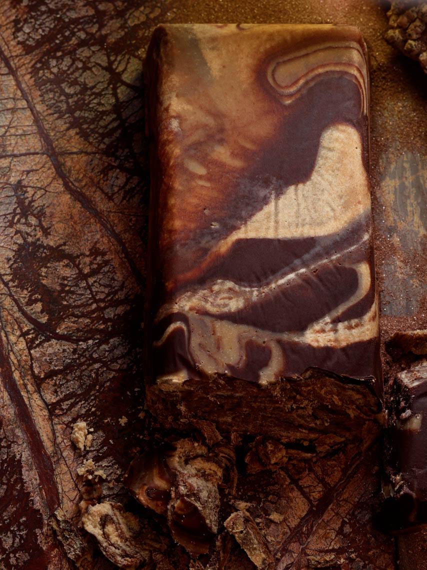 """Marbled Halvah"" Gather Journal, 2014        Martyn Thompson"