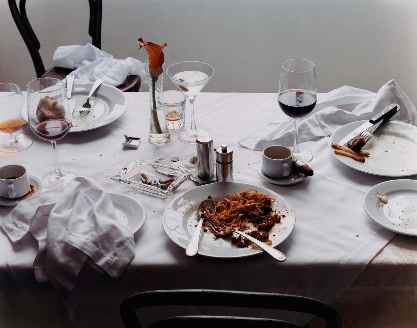 """""""A Proper Lunch""""                     Martyn Thompson"""