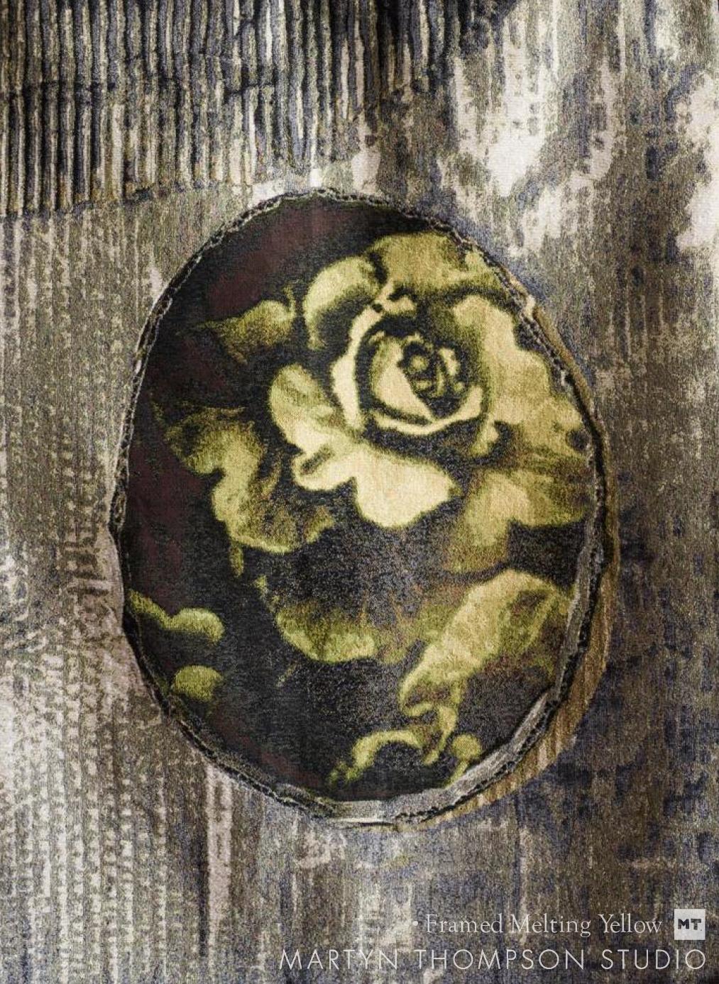 Framed Melting Yellow Tapestry.jpg