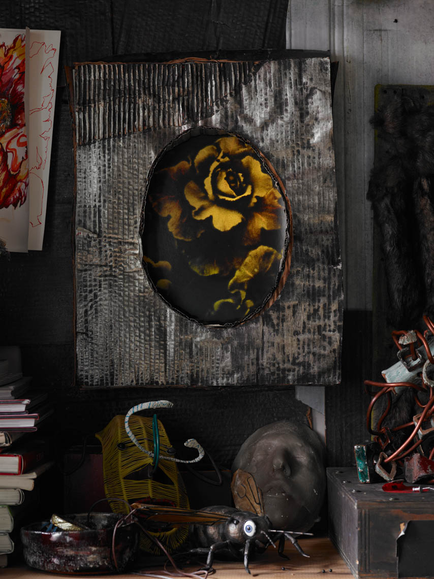 """ Handmade ""                      Martyn Thompson"