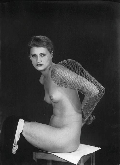 """Lee Miller, 1930""                         Man Ray"