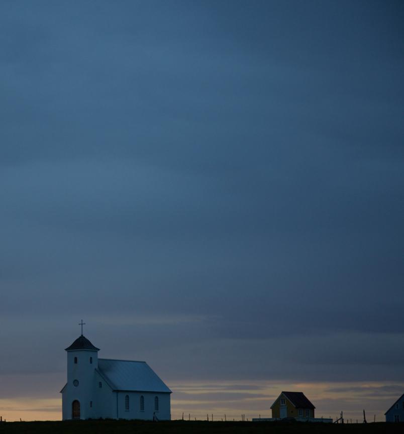 """""""On Flatey Island"""" - Martyn Thompson"""