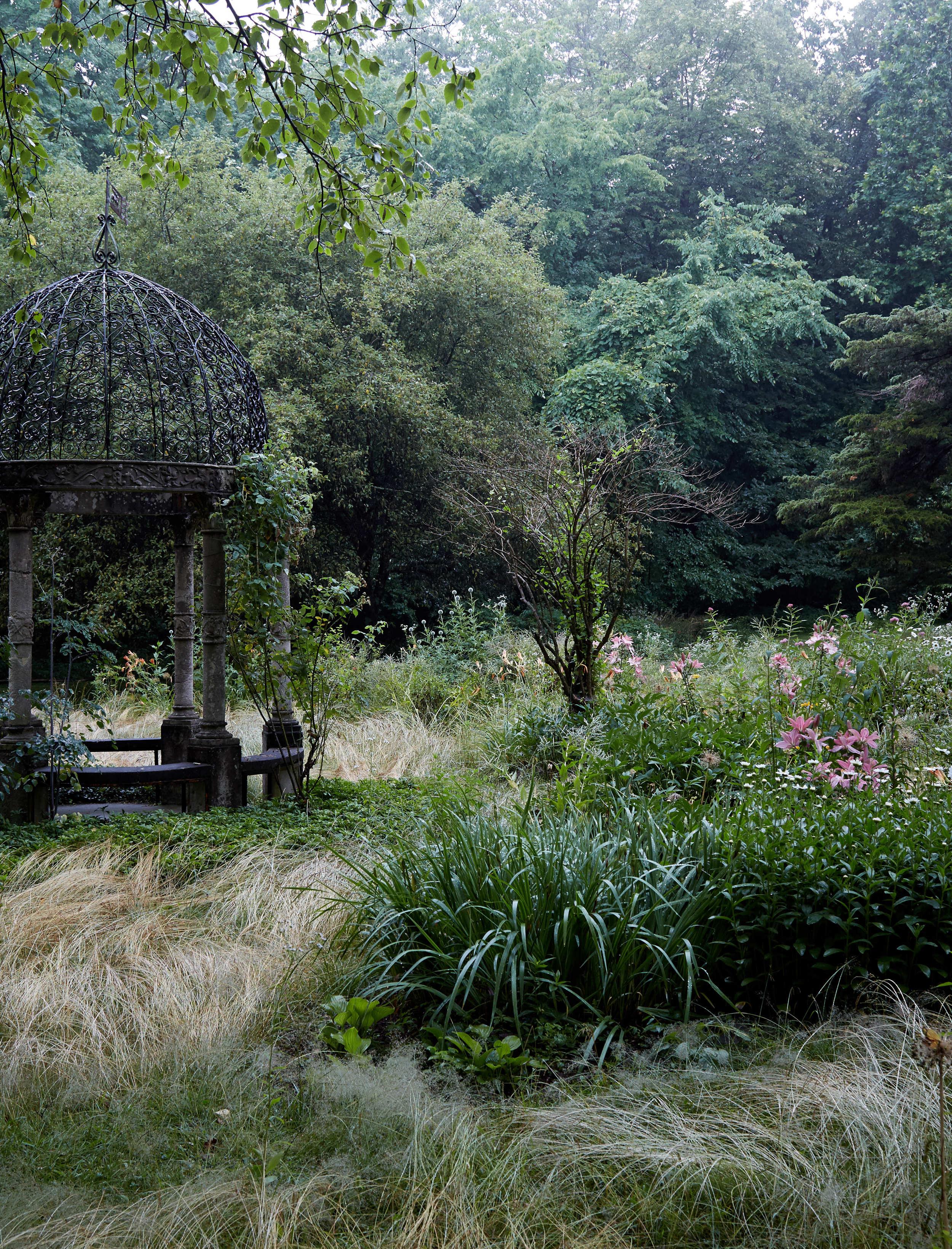 """Glasco Garden""  -Martyn Thompson"