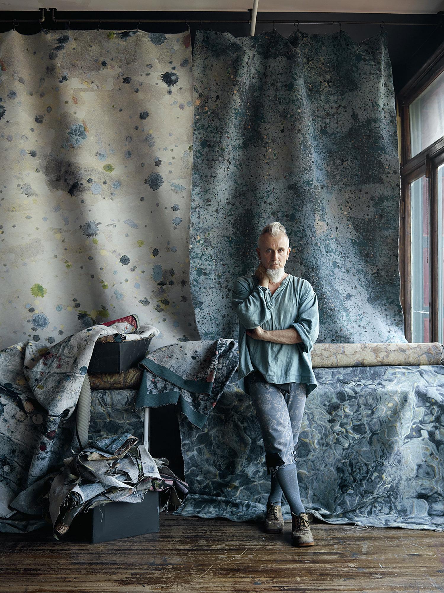 """""""Self Portrait""""  - Martyn Thompson"""