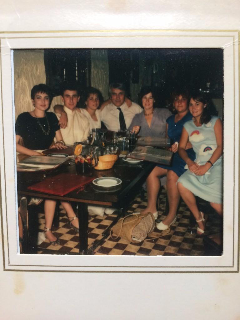 My Dad's Birthday, 1981