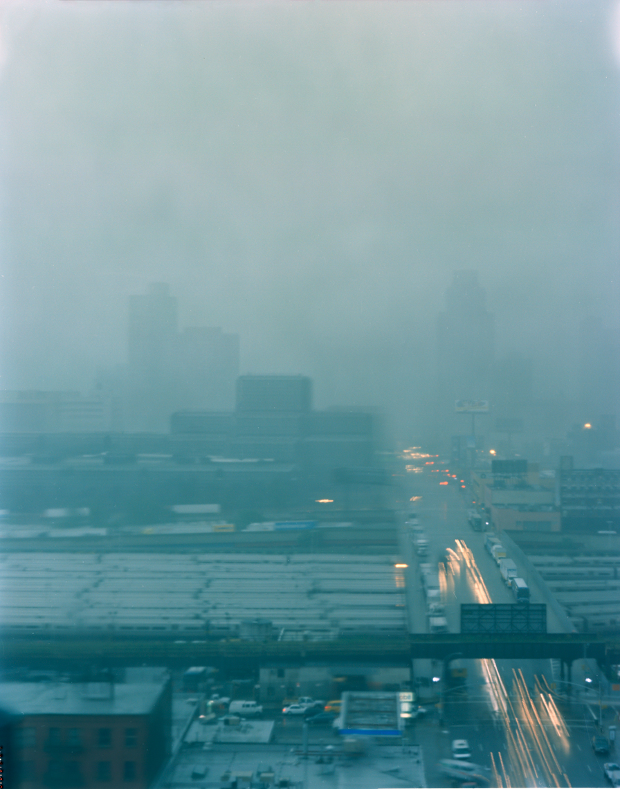 """""""Speed of life"""" - NYC early 2000's. Martyn Thompson."""