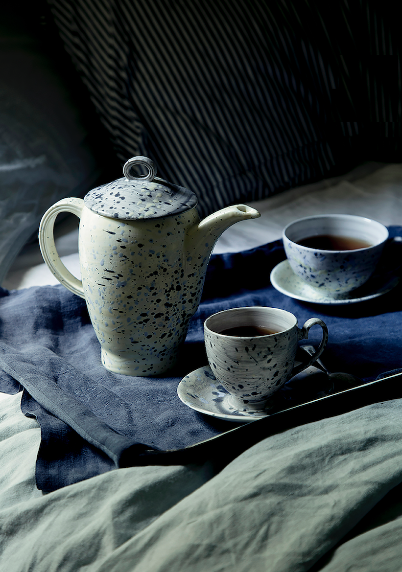 """""""Anytime is tea time"""" - Martyn Thompson."""