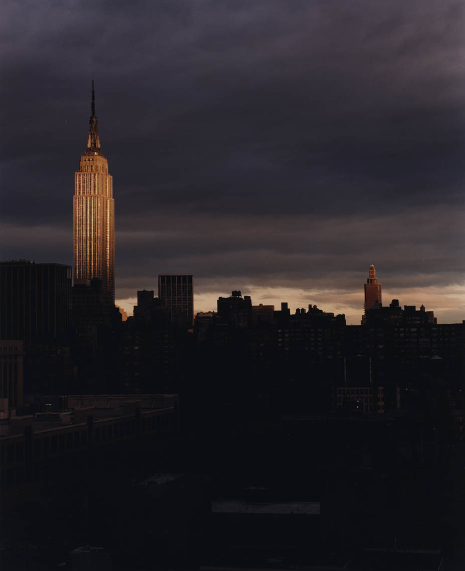"""NEW YORK"" - Martyn Thompson."