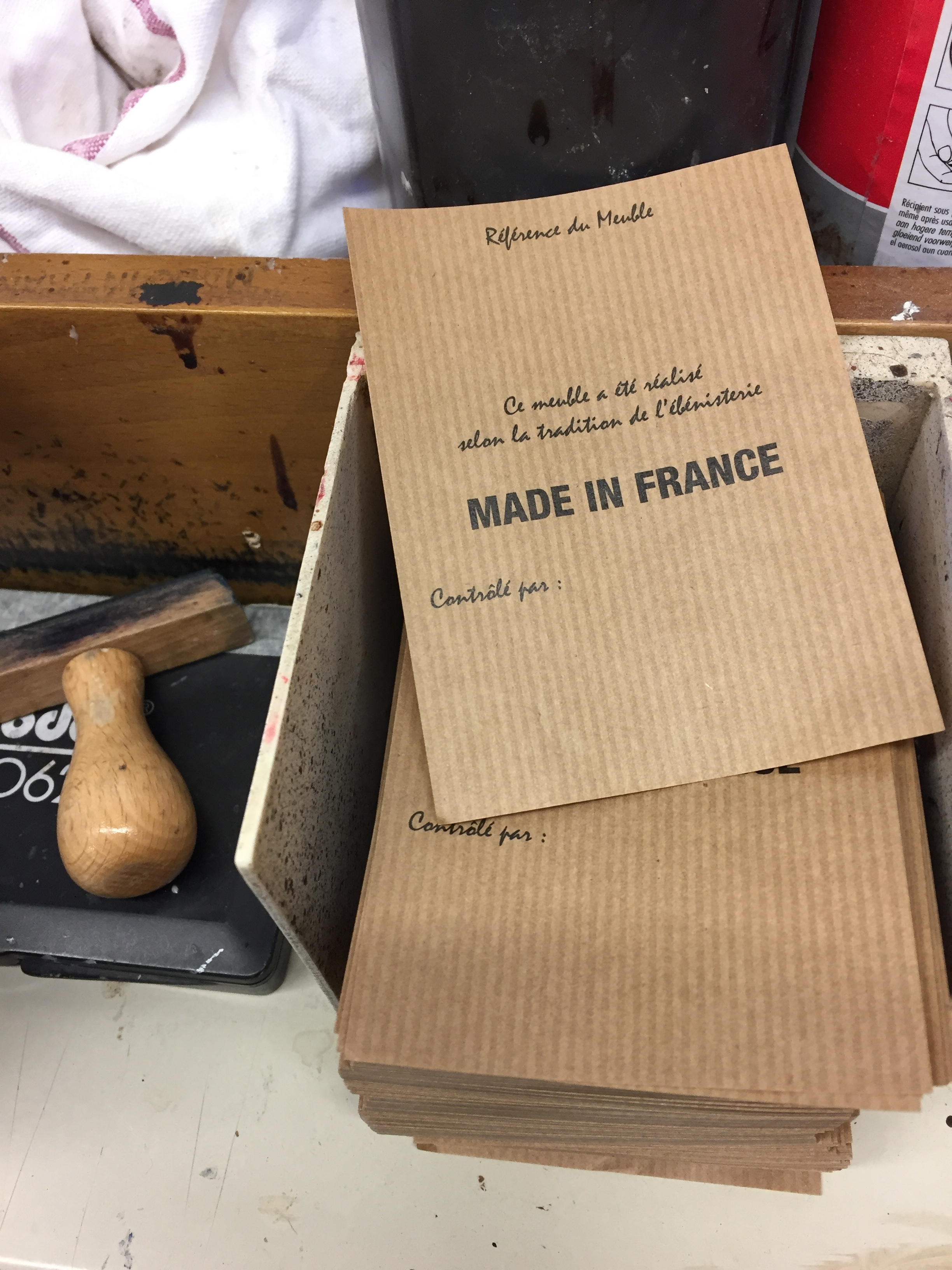 How Its Made Visiting Grange Furniture In France Www