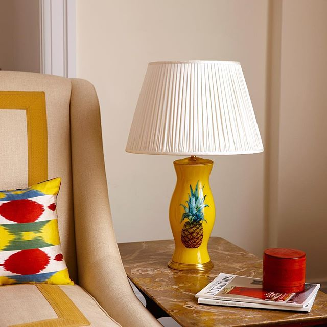 LIGHT THE WAY A FRESH TAKE ON DECOUPAGE, THE LAMPS OF