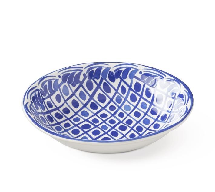 Sea Blue Geometric Bowls, Set of 4.jpg
