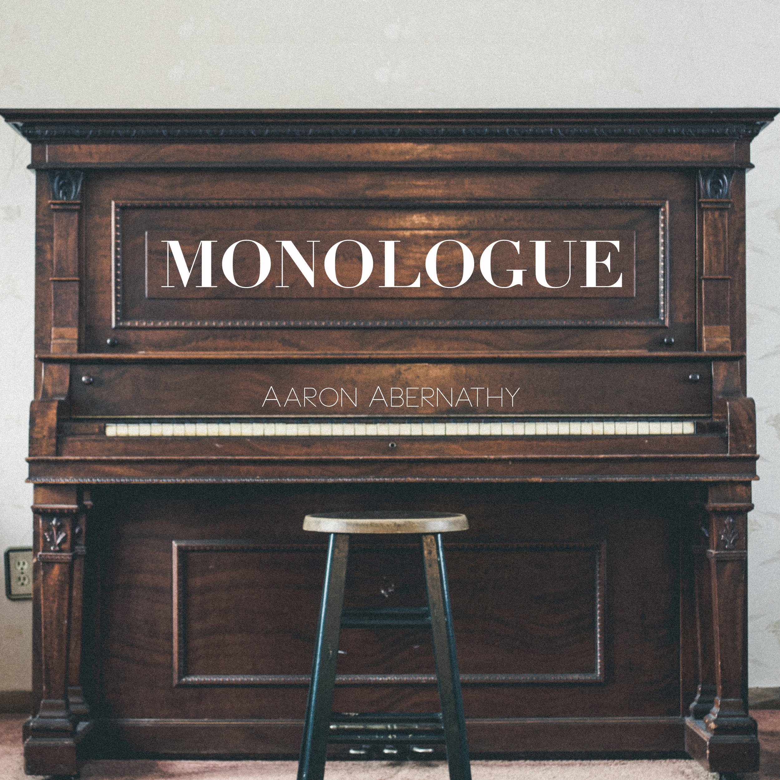 MONOLOGUE  (Oct. 3, 2016)  BUY:     I    TUNES   |   BANDCAMP