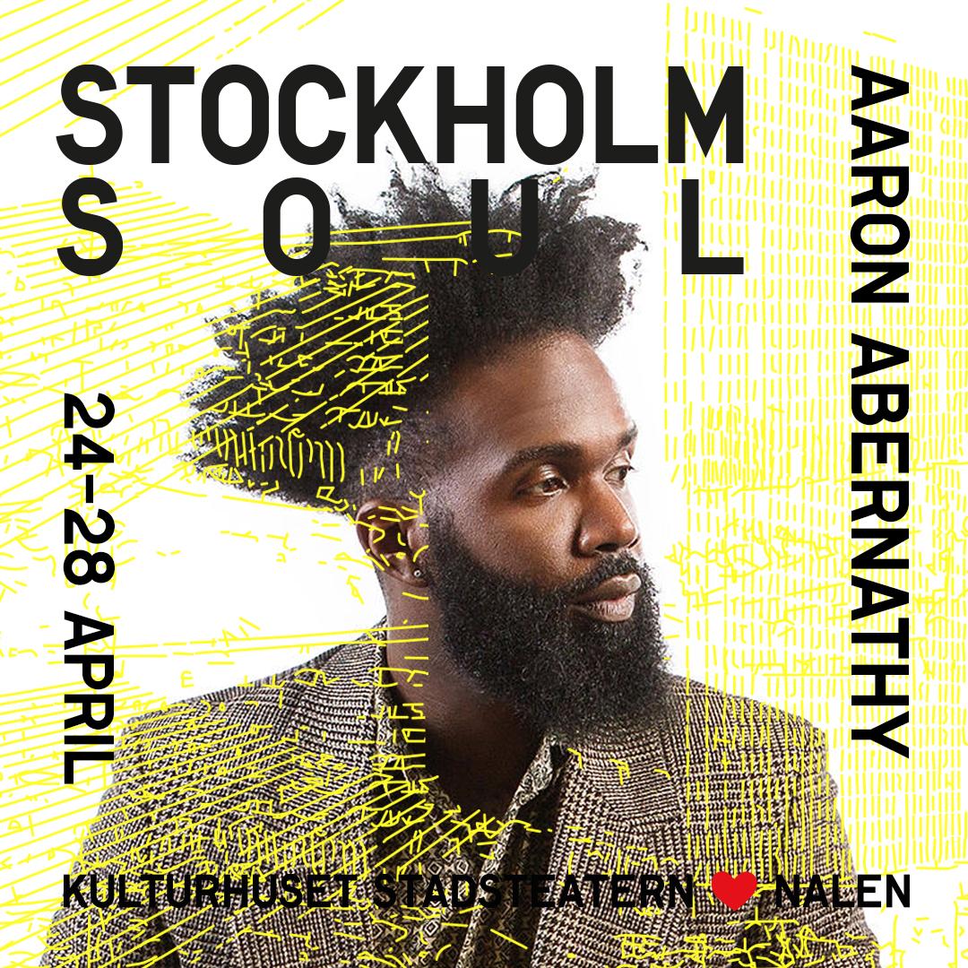 Thursday April 25, 2019 – Stockholm, Sweden    NALEN   Regeringsgatan 74, 111 39, Stockholm, Sweden 220,00 KR |   BUY TICKETS