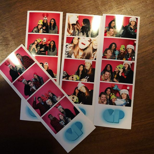 I love a good photo booth