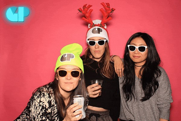 These needed to be highlighted. Because they're the only ones that were emailed to me, and we just look too cool in our sunglasses.