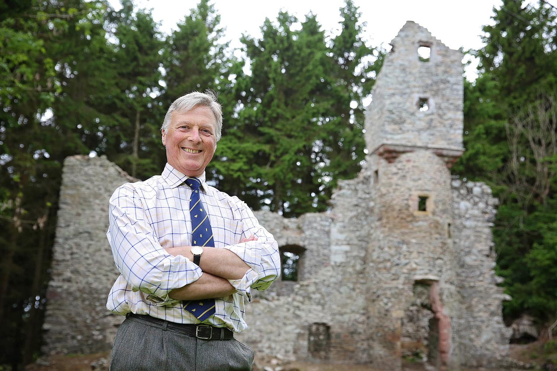 Mr James Pringle, 14th Laird of Torwoodlee