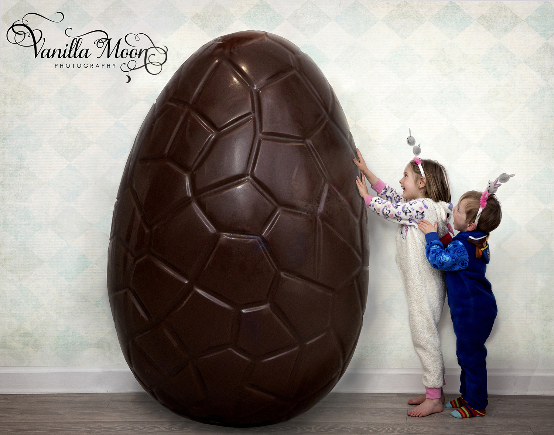 Huge Easter Egg