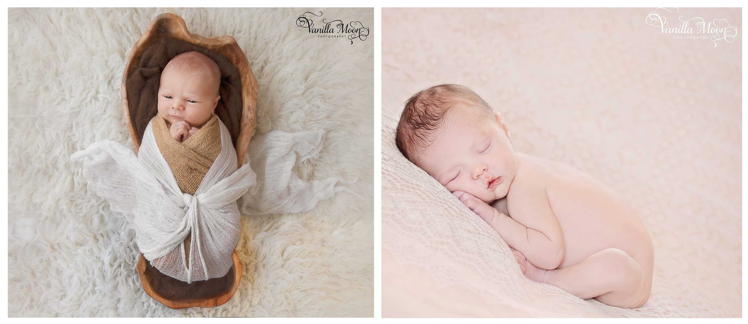 Newborn Photography at home and studio