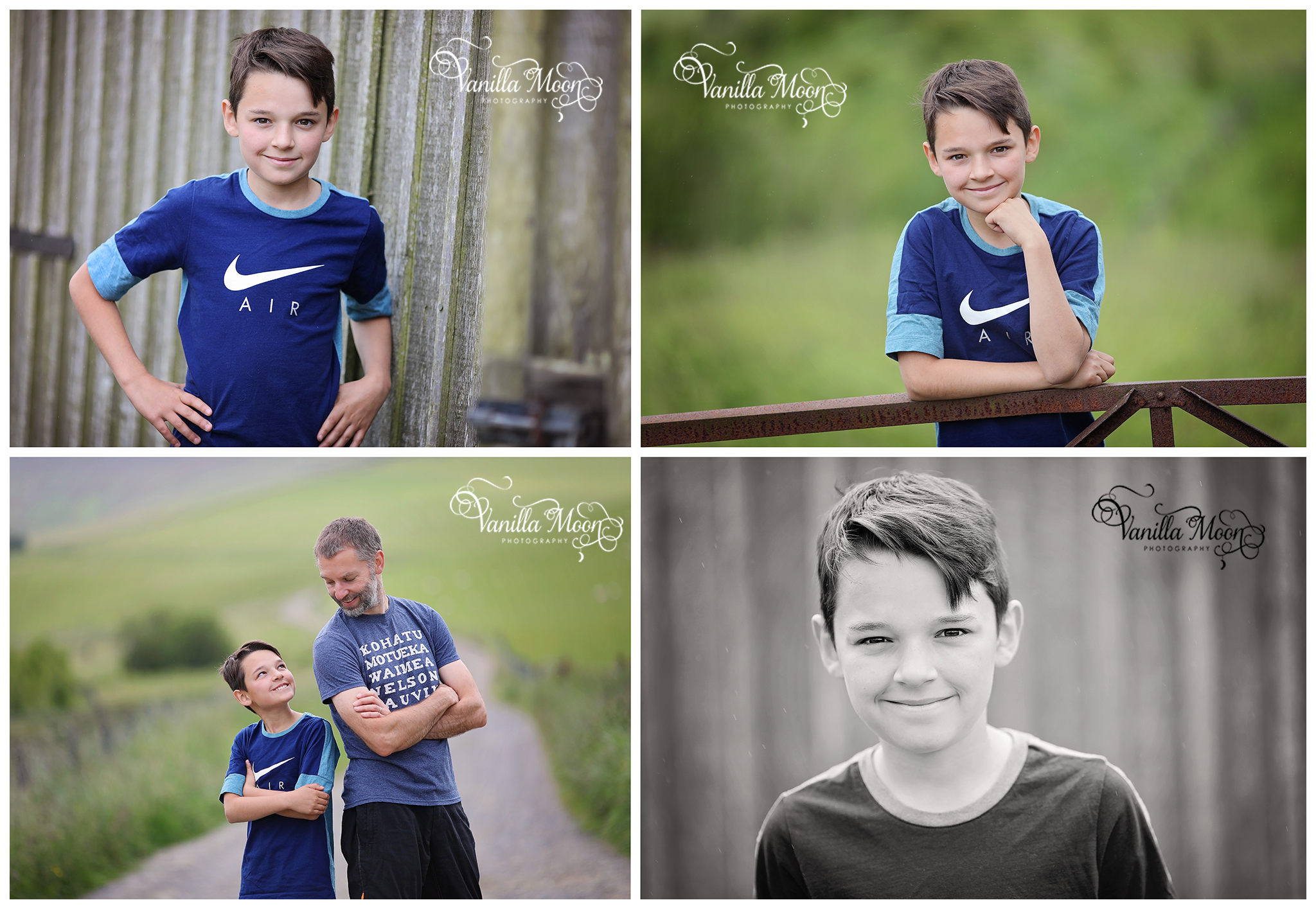 Family Portrait Photography Scottish Borders