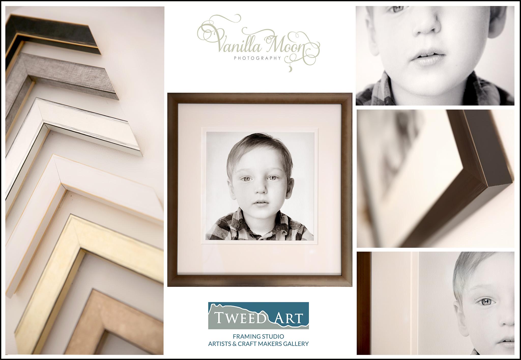 Peebles Photographer Fine Art Framing