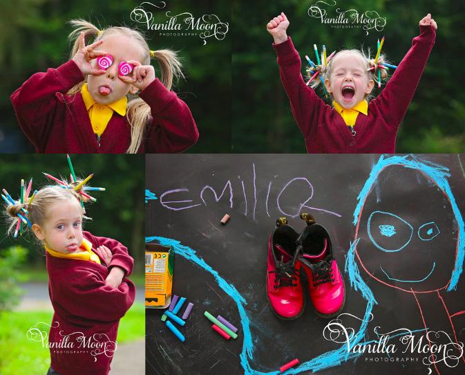 School portrait photography scotland