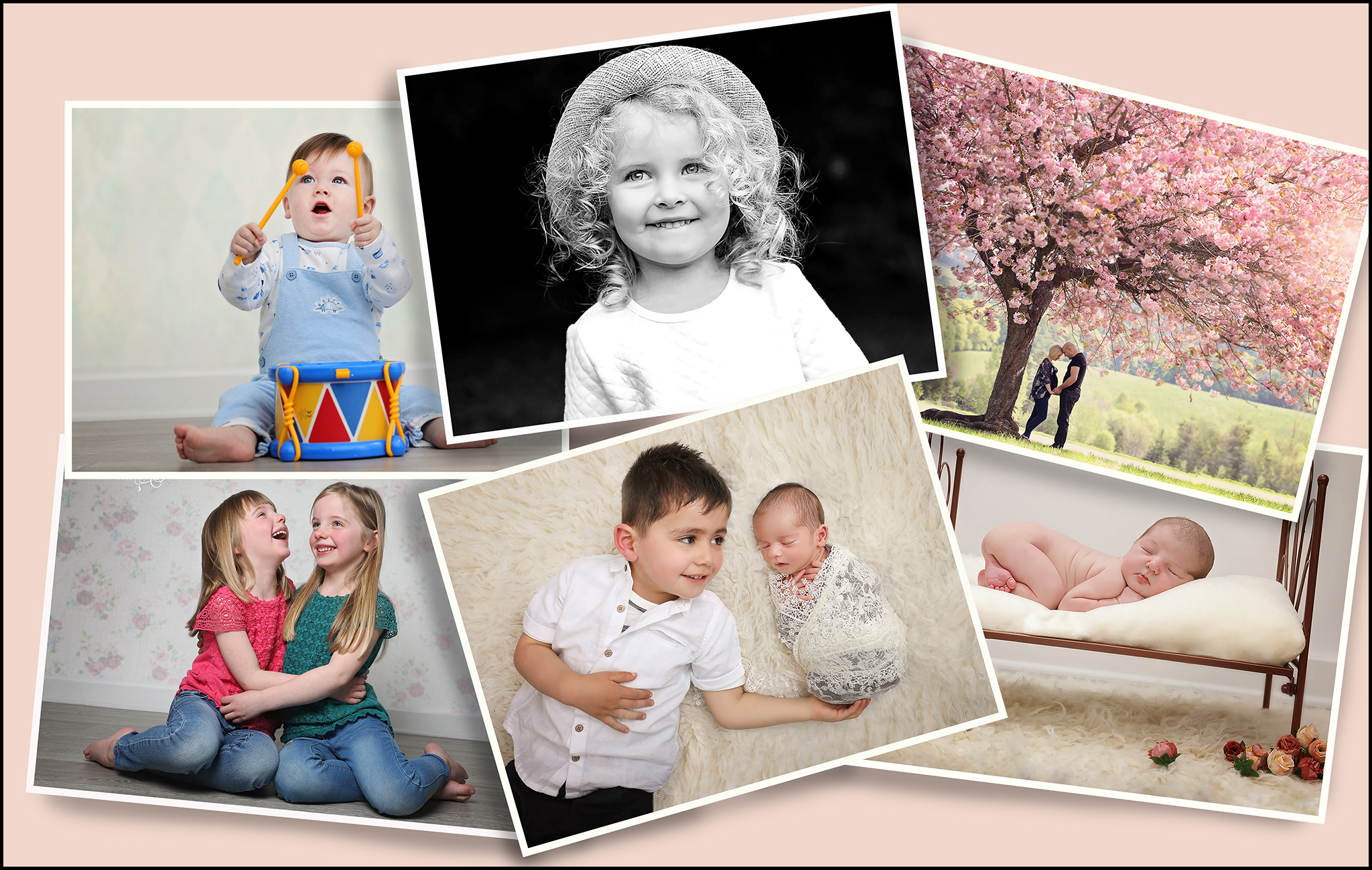High quality lustre photography prints