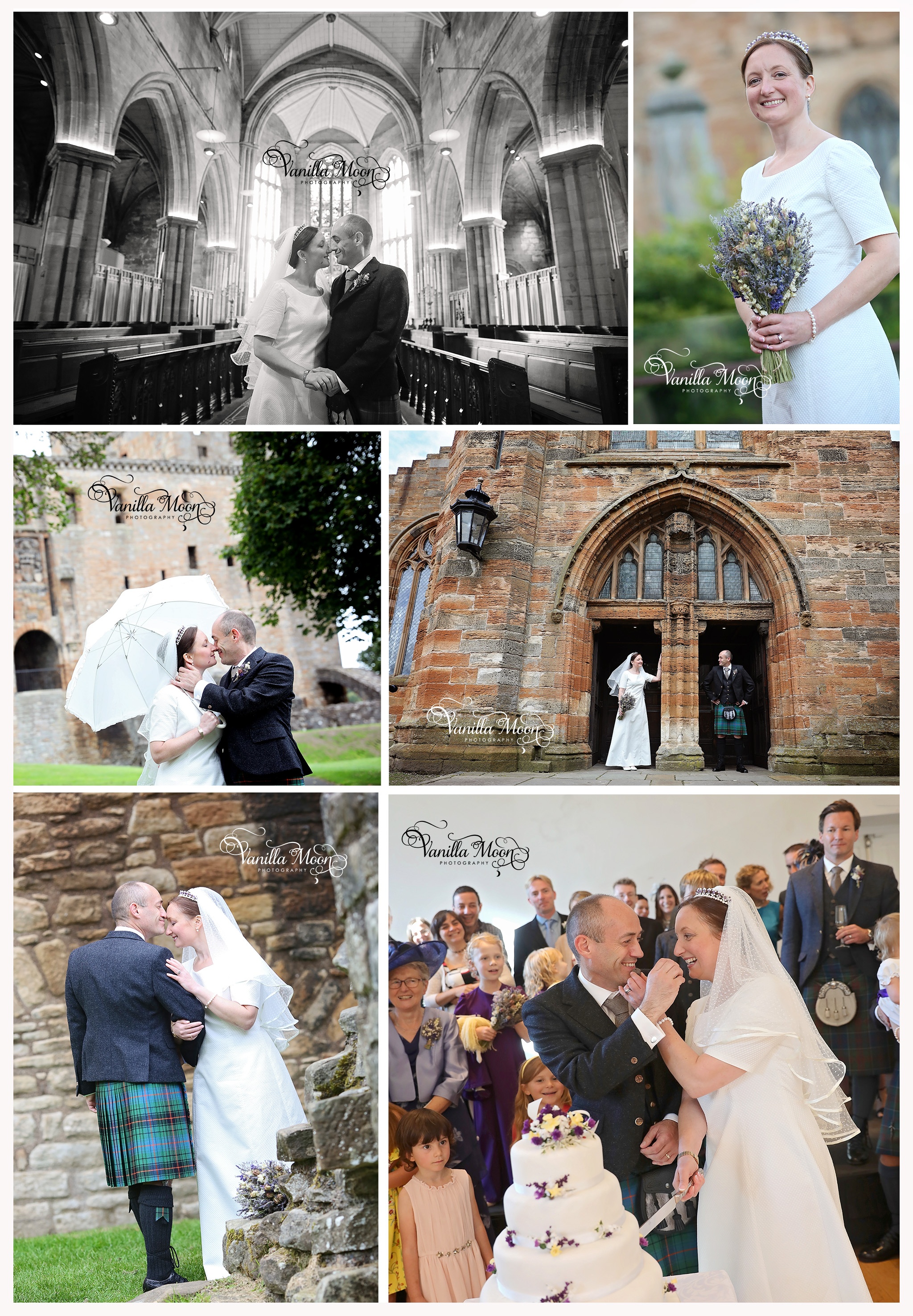 Linlithgow Wedding Photography Scotland