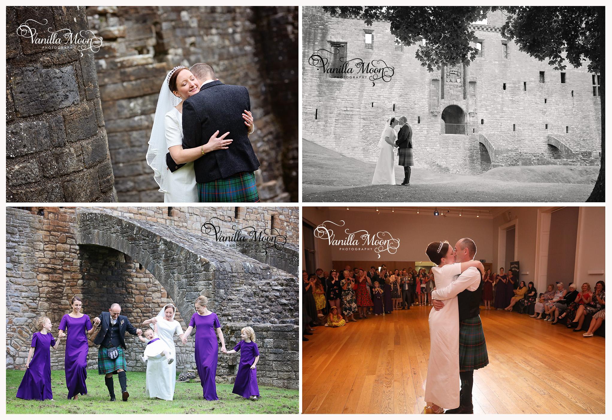 Linlithgow Scotland, Wedding Photography