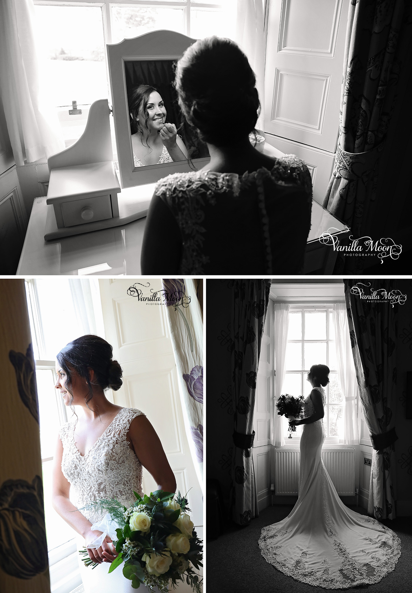 Natural wedding photography Scottish Borders Scotland