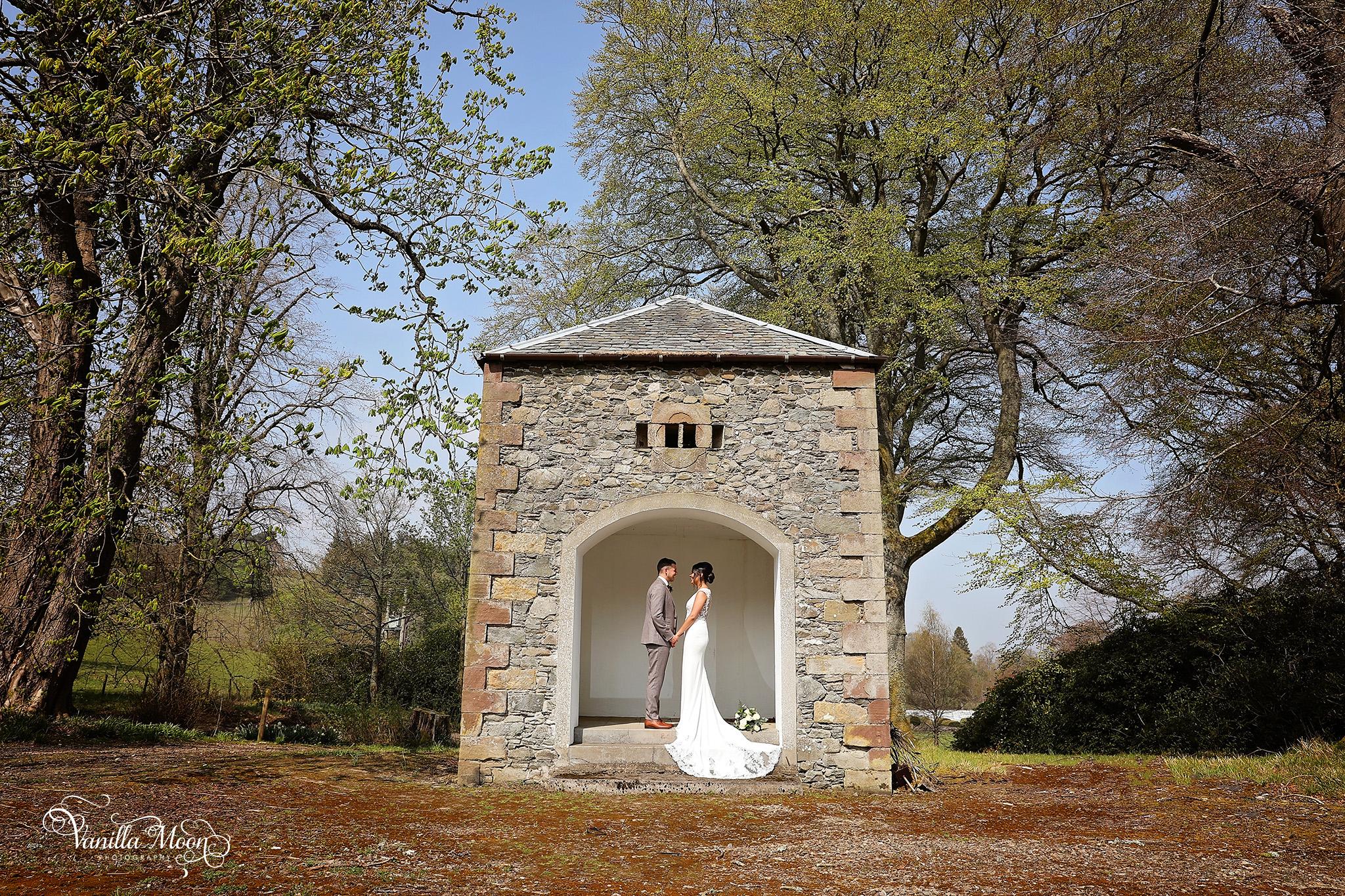 Cringletie House Wedding Photography Scotland