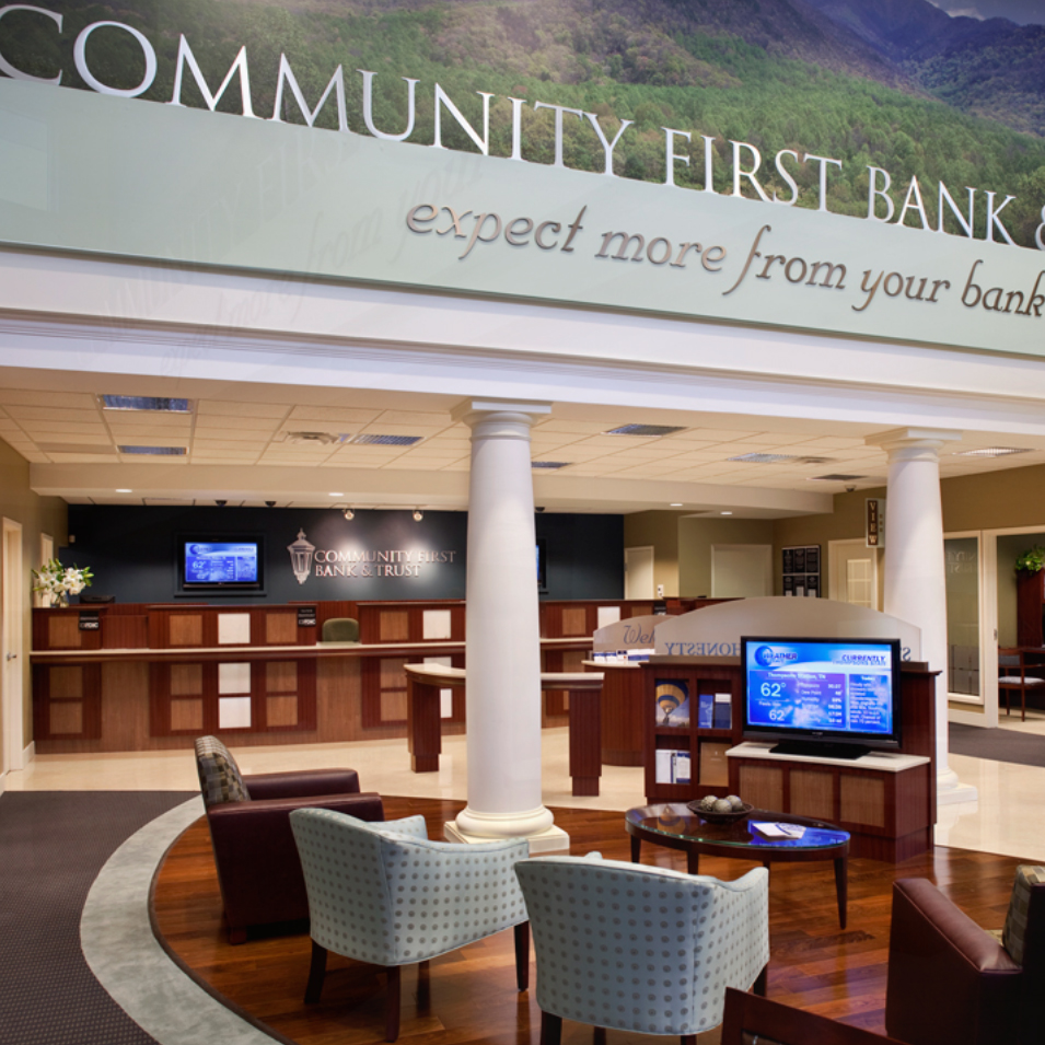 Community First Bank & Trust - Thompson's Station, TN