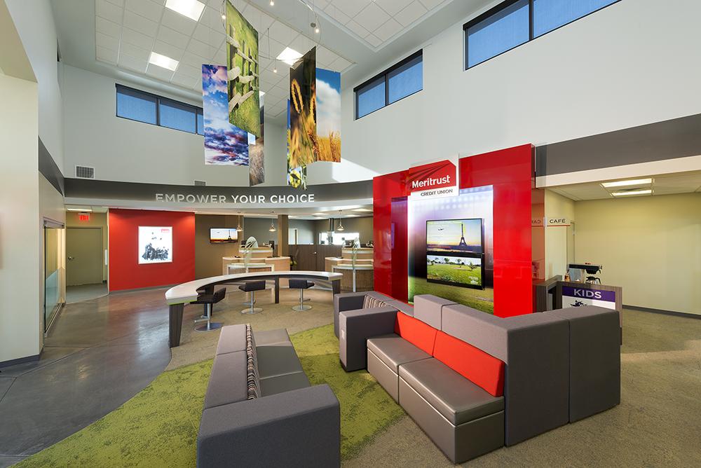 Meritrust Credit Union  Manhattan, KS