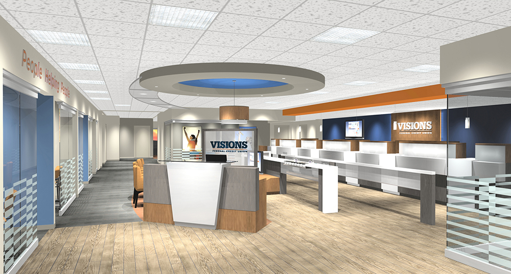 Visions Federal Credit Union  Endicott, NY