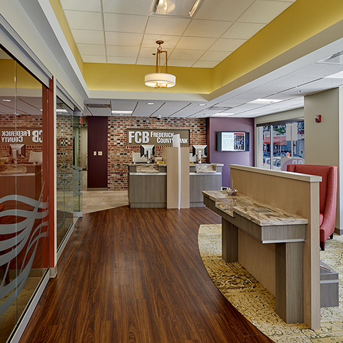 Frederick County Bank - Frederick, MD
