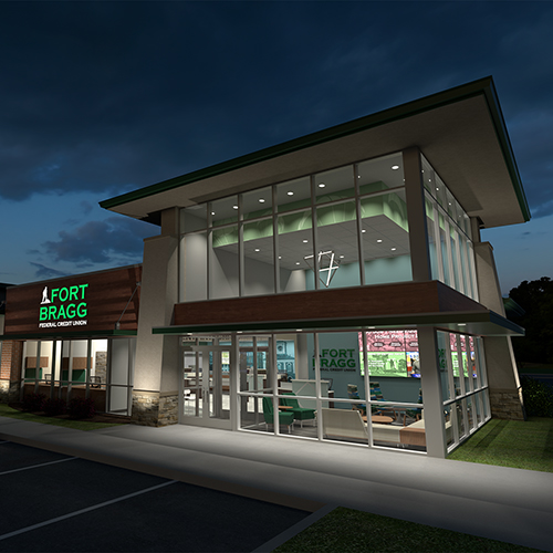 Fort Bragg Federal Credit Union - Fayetteville, NC