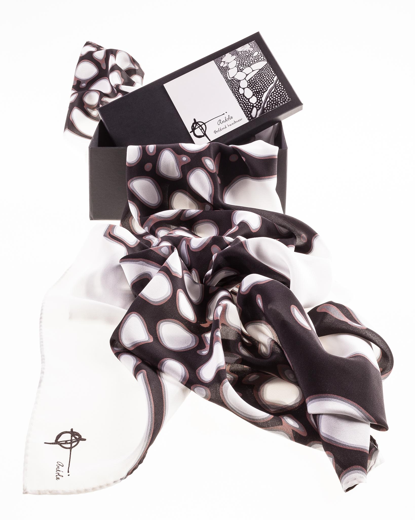 Productfotografie sjaals