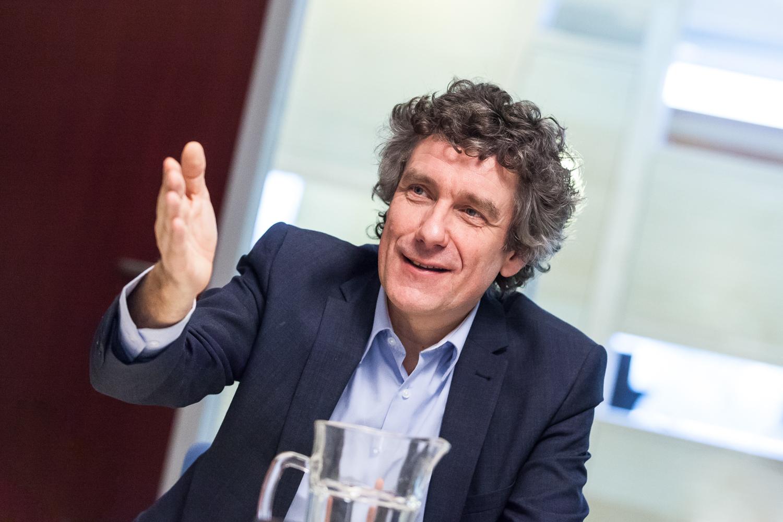 Strategische sessie, Ed den Besten, Rabobank Salland