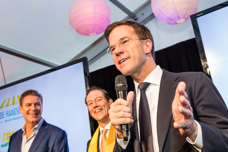 Opening Haagse Markt