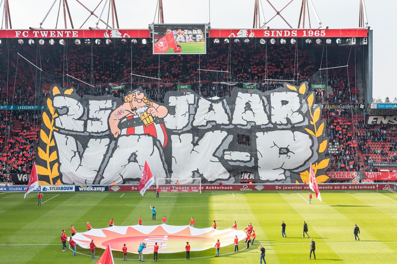 25 jaar Vak-P FC Twente