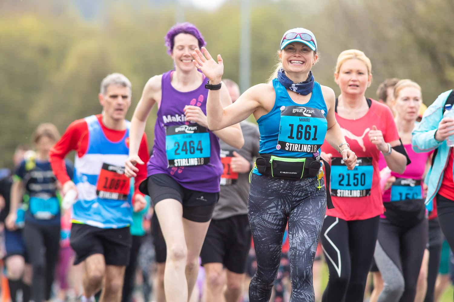 Stirling Marathon 2018