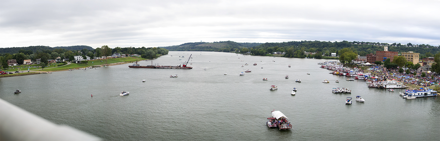 The Sternwheel Festival is one of the many reasons why I love Ohio.
