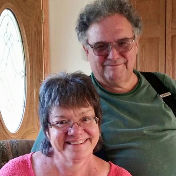 Gary & Toni Sager