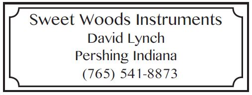 Sweet Woods Instruments