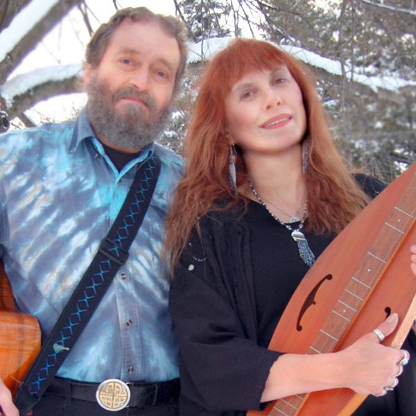 Cathy Barton and Dave Para