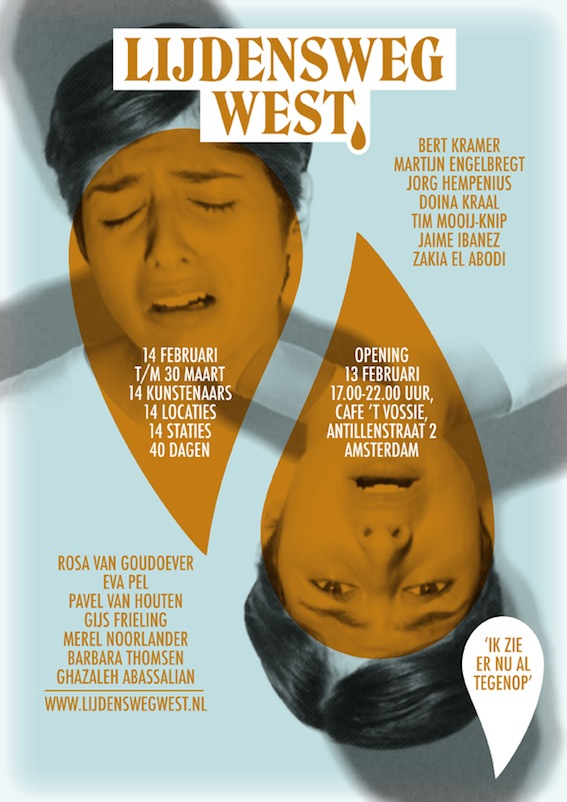 lijdensweg west