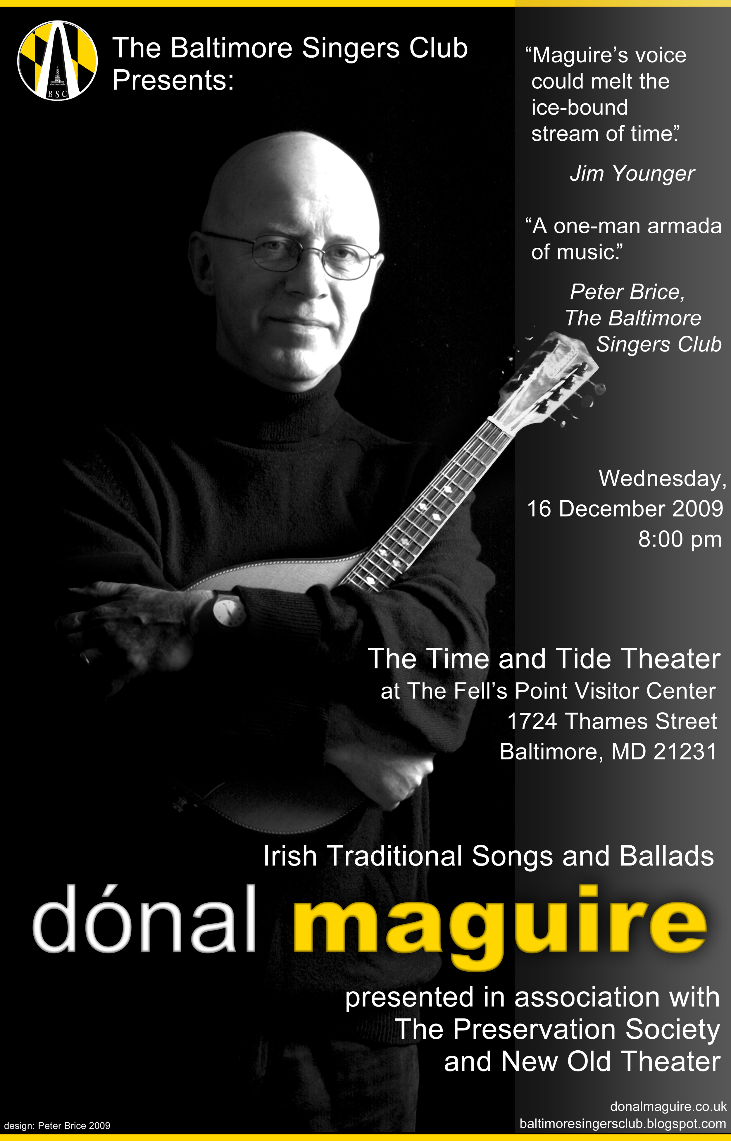 Donal Maguire -- 2009 Poster BSC.jpg
