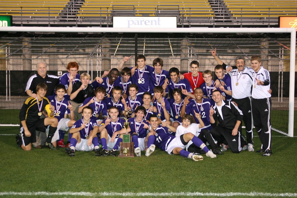 2009 Division-II State Champions
