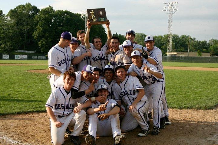 2011 Baseball  (photo credit - Barb Dougherty)