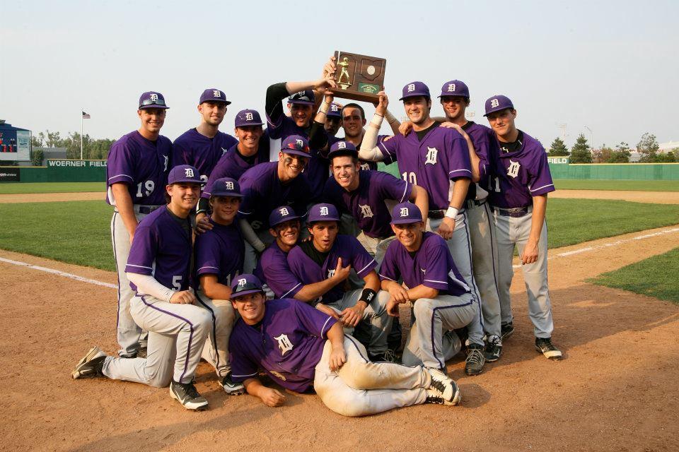 2012 Baseball  (photo credit - Barb Dougherty)